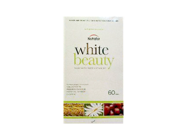 Nutrafor White Beauty - Supplement For Healthy and Fairer Skin