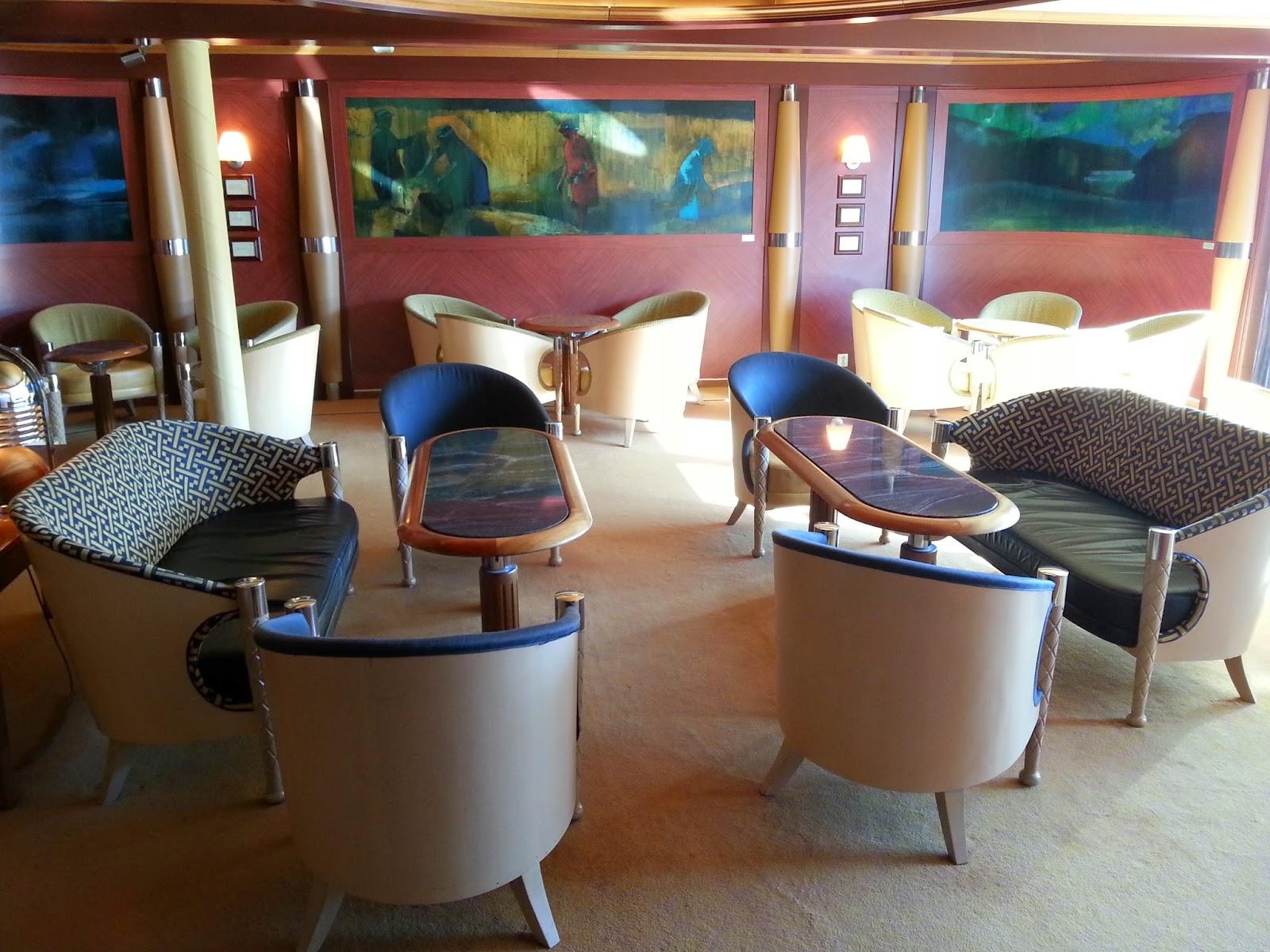 Hurtigruten MS Midnatsol - Hamsun Room