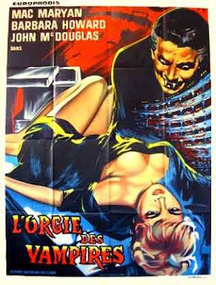 Cinéma Frissons, horreur et épouvante L+Orgie+des+vampires