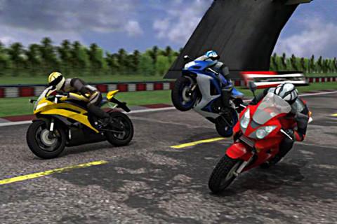 Game Motoracing Keren