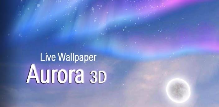 aurora 3d live wallpaper v1 0 3 apk download free download wallpaper