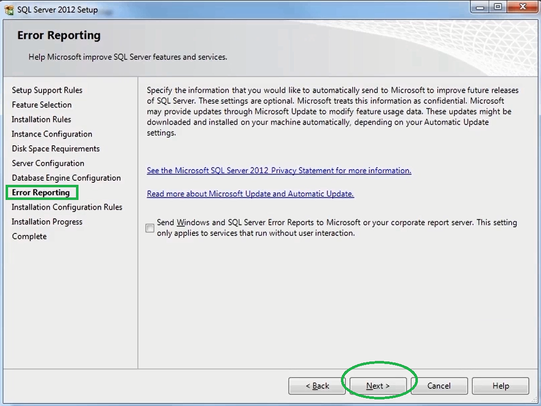 How to Install SQL Server 2012 Express     9