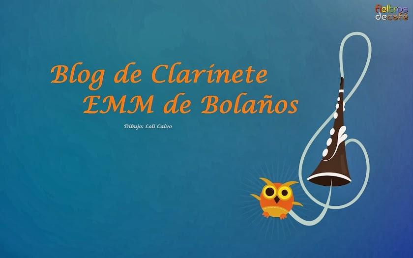 Blog de Clarinete EMM de Bolaños