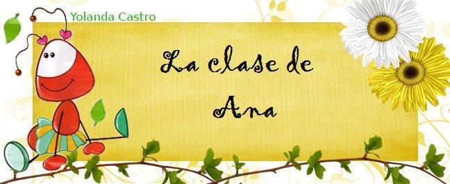 La clase de Ana