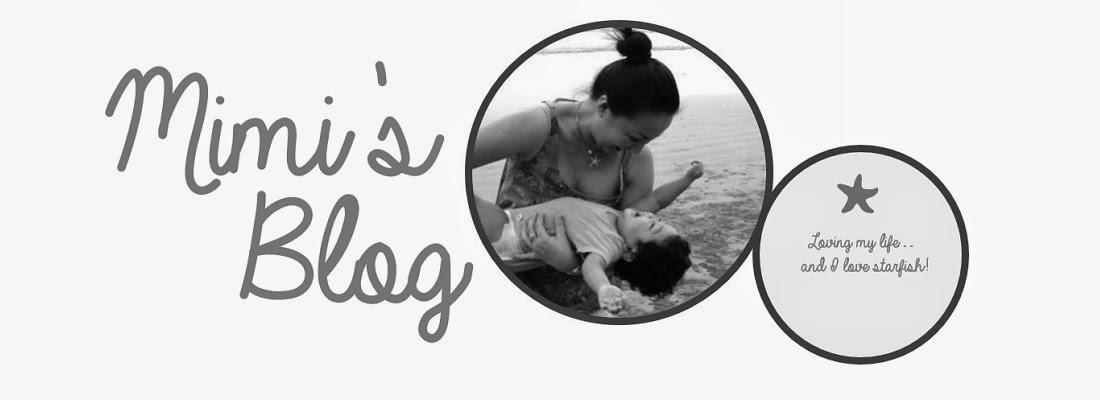 Mimi's Blog