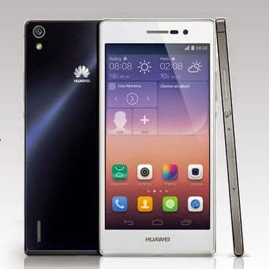 Smartphones, Huawei, Ascend P7, Android, gadgets, 4G