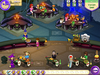 Amelie's Cafe Halloween  Costume Free PC Game Download