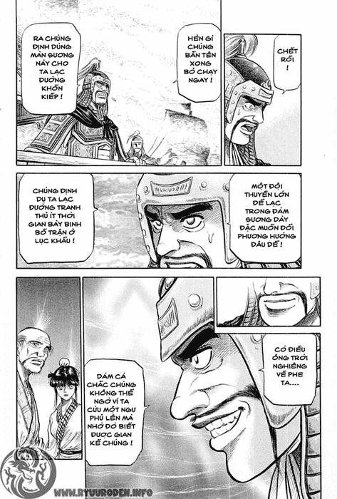 Chú bé rồng-Ryuuroden chap 37 Trang 23 - Mangak.info
