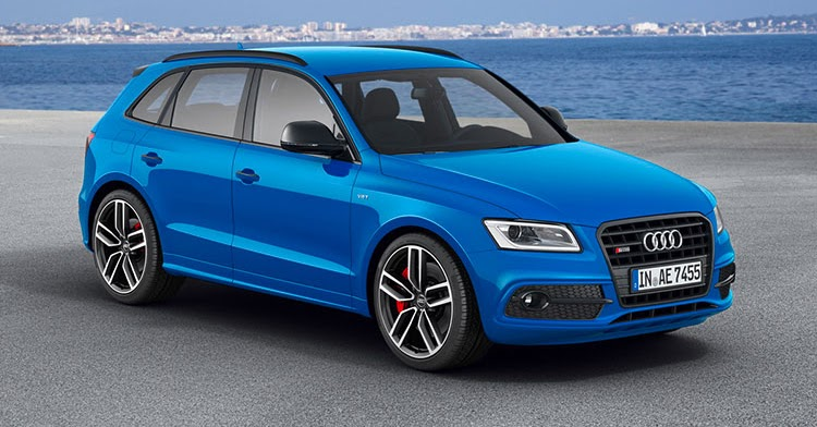 next gen audi q5 could receive 400hp rs model. Black Bedroom Furniture Sets. Home Design Ideas