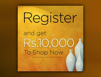Pepperfry : Register & Get Rs. 10,000 to Shop – Buy To Earn