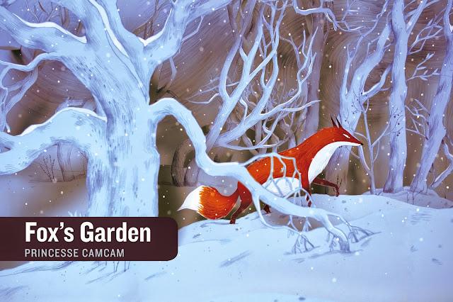 Fox's Garden by Princesse Camcam