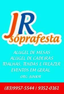 JR SÓ FESTAS