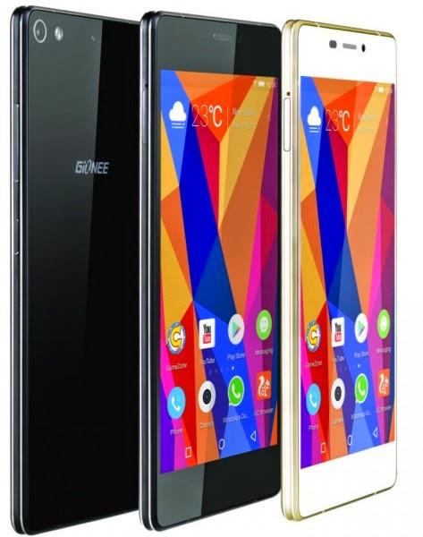 Gionee elife S7, smartphone, gionee