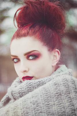 makeup winter