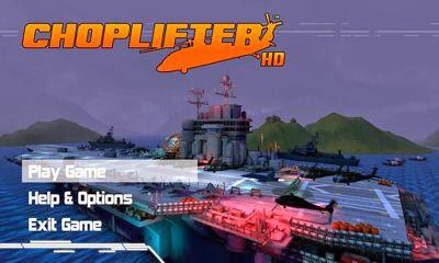 Choplifter HD v1.3 APK + DATA