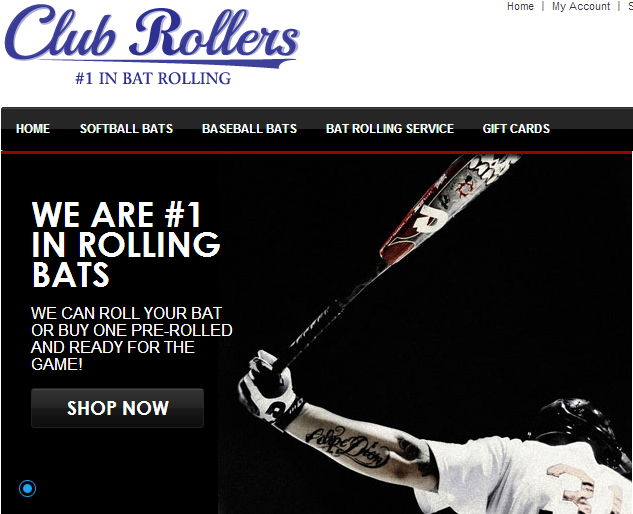 Click here for all your baseball bat needs