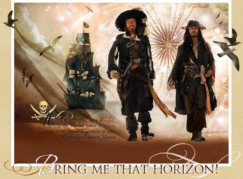 Bring me that horizon!