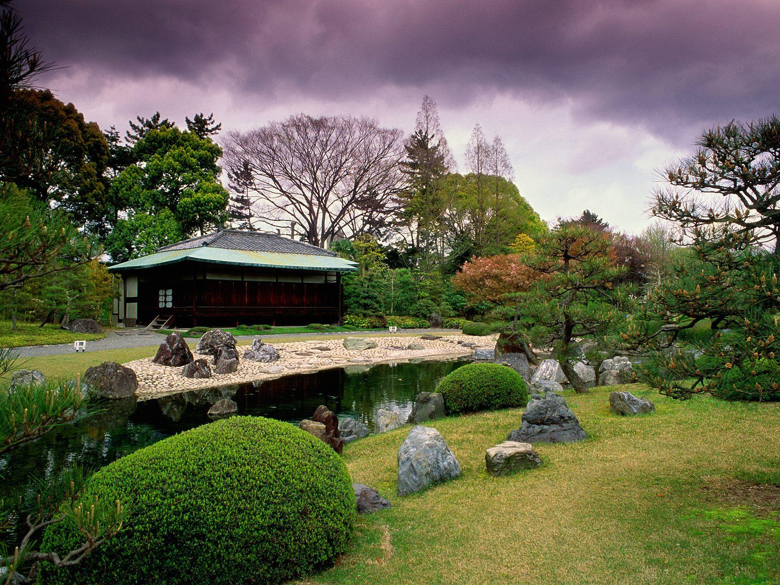 japanese garden wallpapers - Japanese Garden Wallpaper