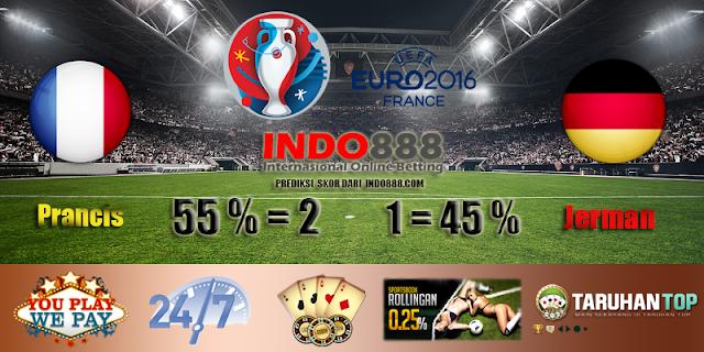 Prediksi Prancis vs Jerman 14 November 2015 - Indo888News