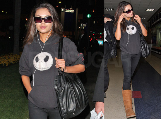 Mila Kunis Fashion I Ll Forgive Mila Kumis For The