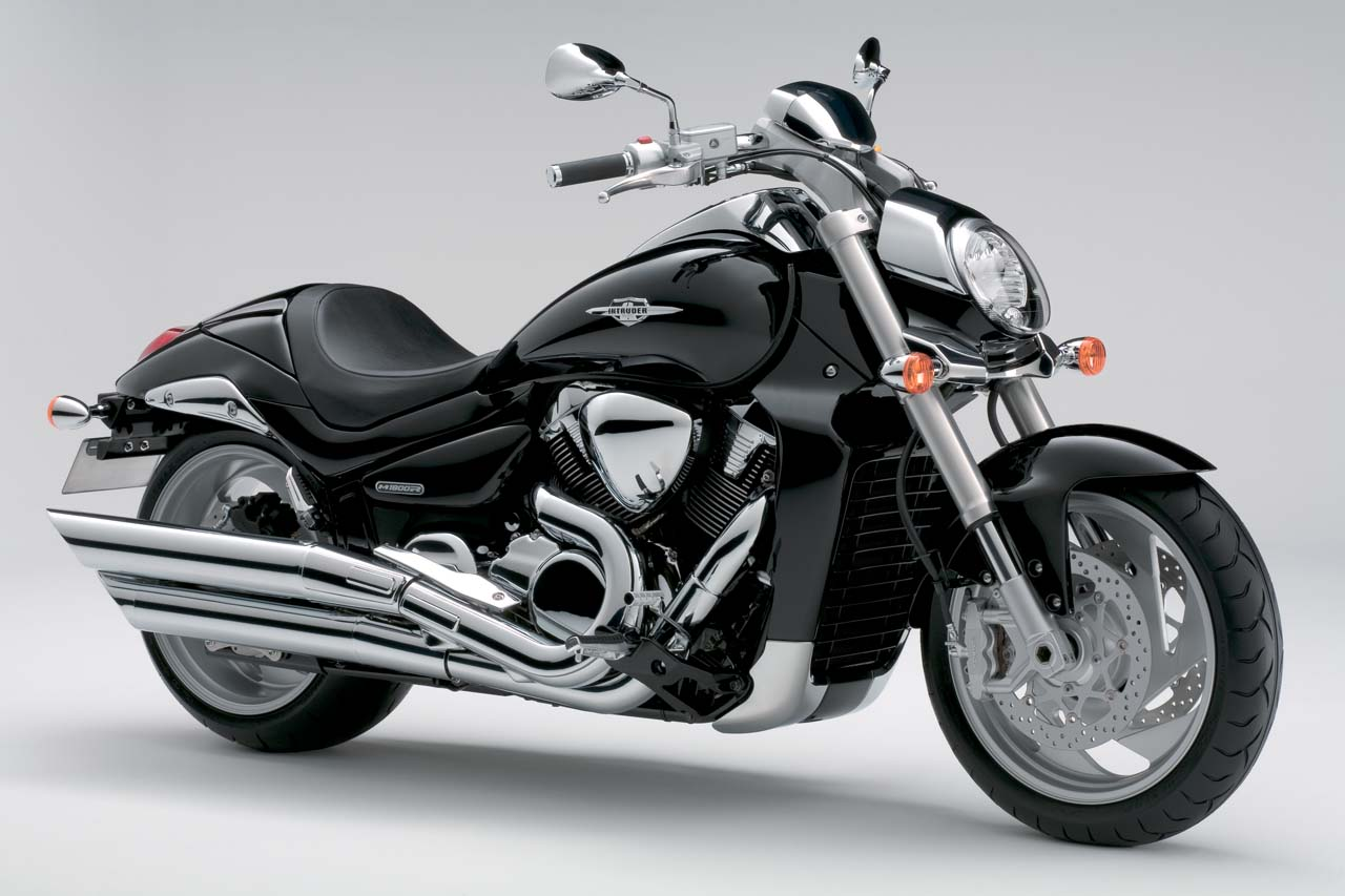 Suzuki Intruder | HD Wallpapers (High Definition) | Free Background