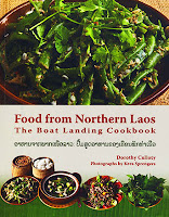 Book cover of Food From Northern Laos by Dorothy Culloty