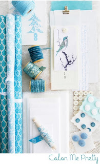 decor 8 blue inspiration board