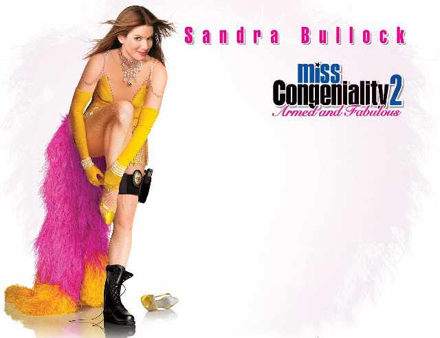 Review Sinopsis Film Miss Congeniality