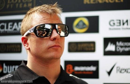 Kimi Raikkonen hair