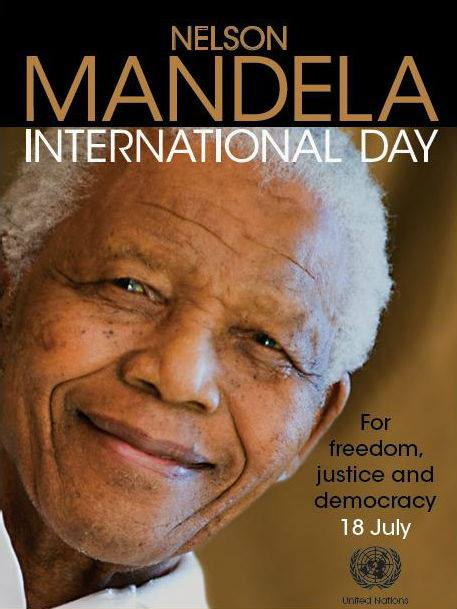 nelson mandela commemoration day reflection This year's commemoration of nelson mandela international day comes at a moment of deep reflection on the life and work of madiba, as the universally.