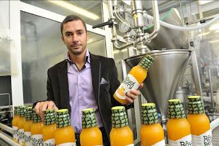 Eduard Kravec, MD et un fondateur de Royal Berry