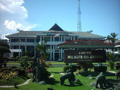 Pemkot Balikpapan Kunjungan Kerja ke Kelurahan Rancanumpang