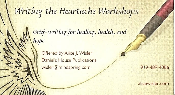 Writing the Heartache Blog