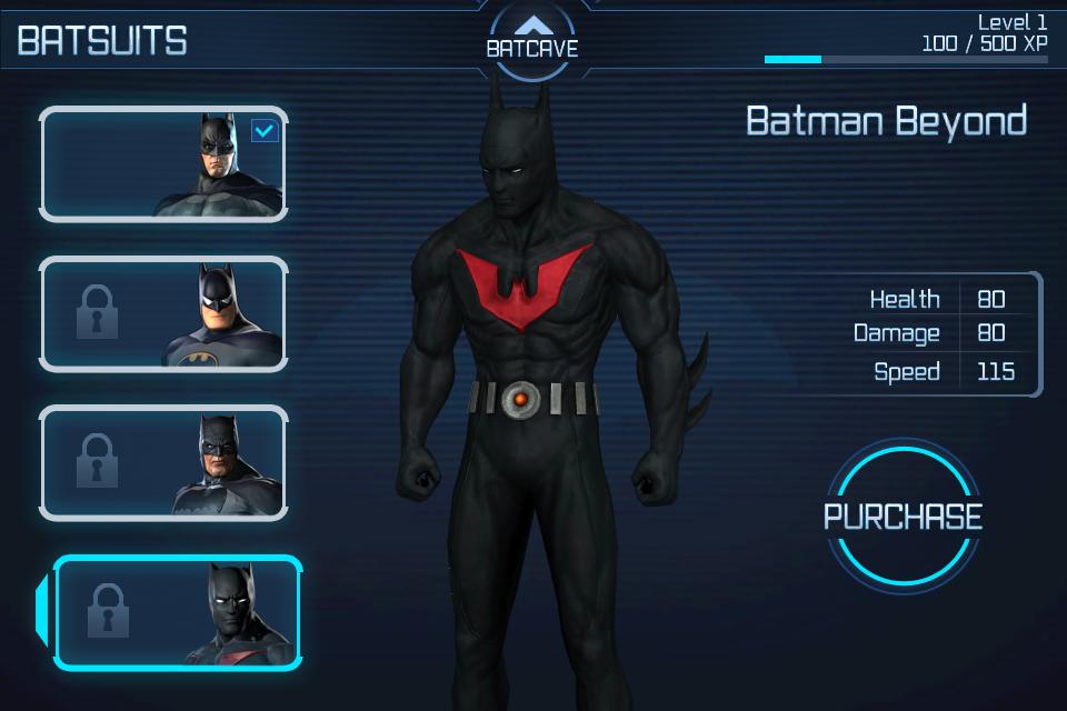 Download  Batman: Arkham City Lockdown  Android Apk