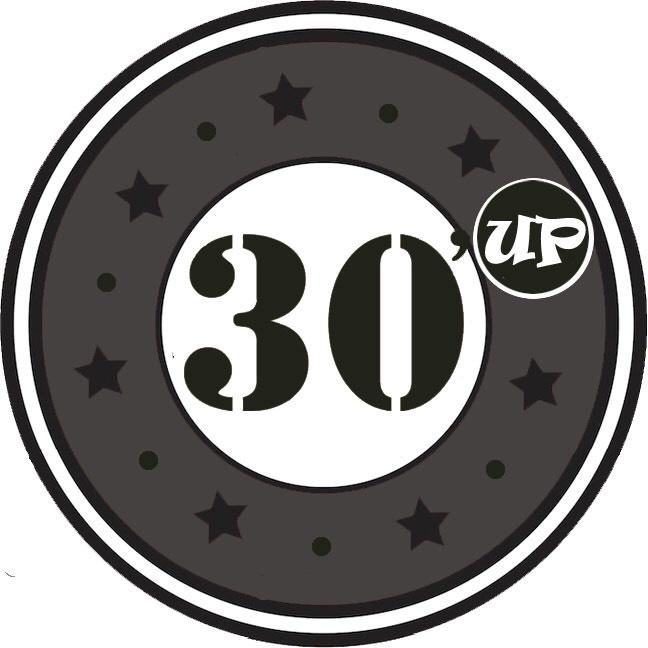 โลโก้ 30UP