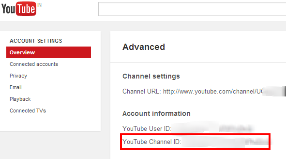 Add YouTube Subscribe Button To Your Website