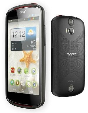 Acer Liquid E1 harga spesifikasi, android dual core murah terbaru, hp android acer gambar spek dan fitur