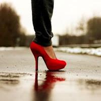 Pengaruh high heels pada kaki