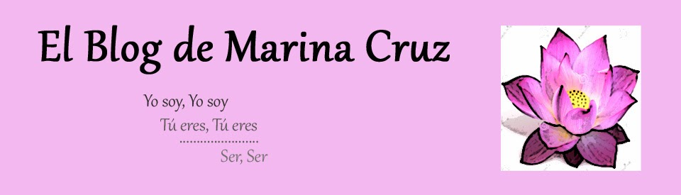El Blog de Marina Cruz