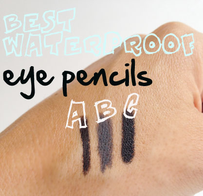 kandeej.com: Top 5 Waterproof/ Sweatproof Eye Make-Up Musts
