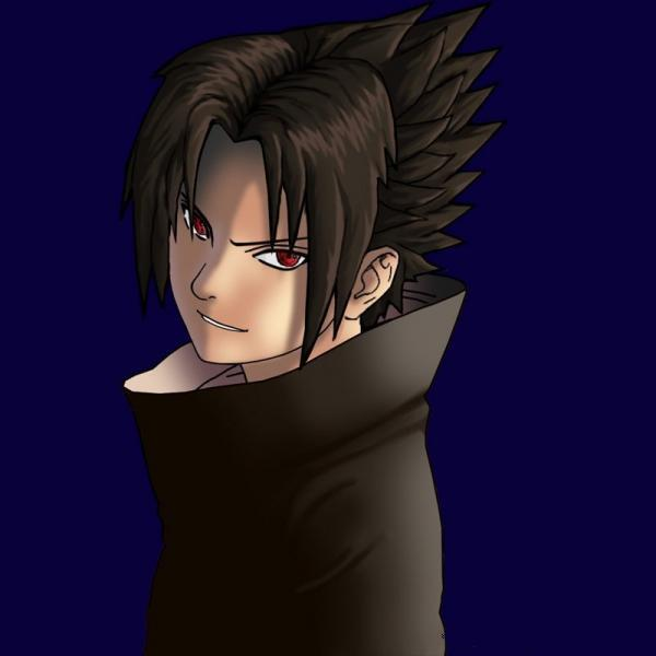 Naruto And Bleach Anime Wallpapers  Uchiha Sasuke