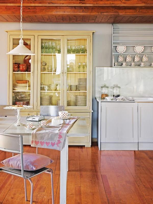 amenajari, interioare, decoratiuni, decor, design interior, rustic, lemn, bucatarie