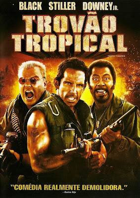 Filme Trovão Tropical   Dual Áudio + Legenda