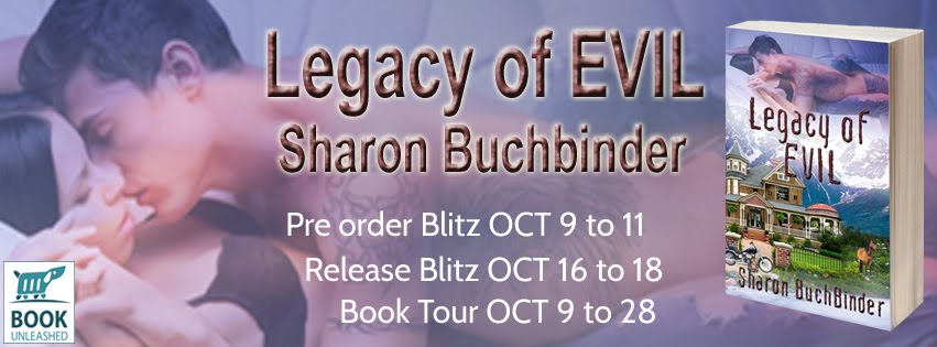 Legacy of Evil Release Blitz