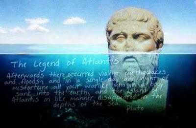 El filósofo griego Platón escribió de la perdida Atlántida