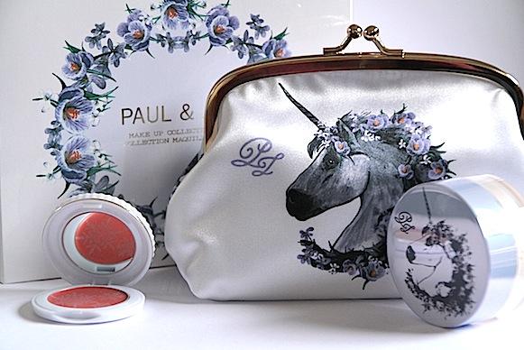 paul&joe collection maquillage noel 2012 kit licorne