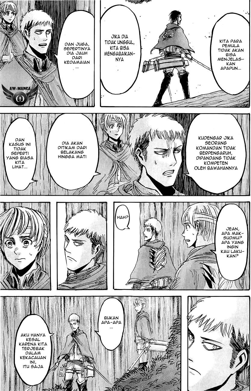 Shingeki no Kyojin Chapter 25-3