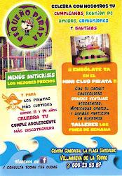 CENTRO DE OCIO INFANTIL PEQUEÑO PIRATA