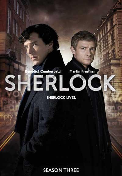 Sherlock 3ª Temporada Torrent - BluRay 720p Dual Áudio (2014)