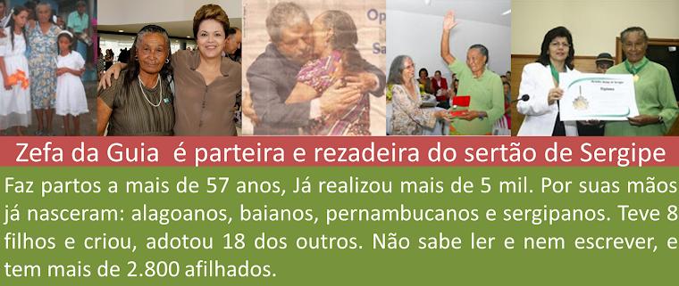 Zefa da Guia - Parteira & Rezadeira do Sertão